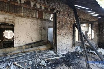 EU-Botschaft nimmt Stellung zum Brandanschlag auf Haus von Hontarewa