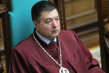 Ukraine's Constitutional Court elects new chairman
