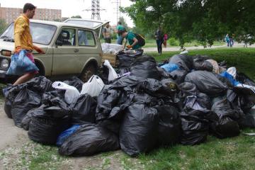 """Україна 19 вересня долучиться до """"Всесвітнього дня прибирання"""""""