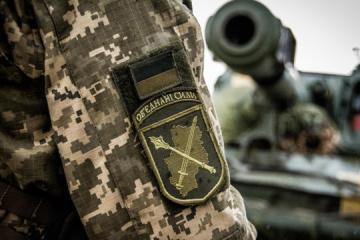 Kommandeur der Vereinigten Kräfte : Ukrainische Armee bereitet sich auf Truppenabzug von Konfliktlinie