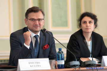 Vice PM Kuleba: Hungary sends clear signals of readiness for dialogue