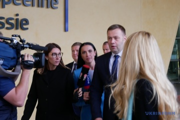 Minister Orzhel comments on 3d round of EU-Ukraine-Russia gas transit talks