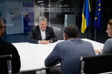 """Rosyjskie media nazwały Poroszenko """"głównym wrogiem""""  - więzień polityczny Panow ZDJĘCIE"""