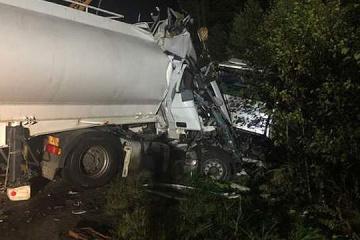 Schytomyr: Neun Tote bei Kollision zwischen Lkw und Bus