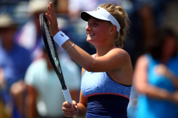 WTA ranking: Yastremska climbs to 27th place for first time