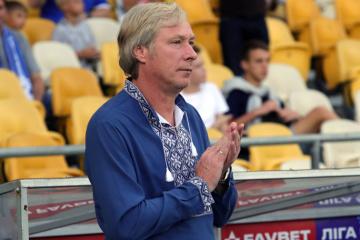El Dynamo Kyiv despide a su entrenador en jefe Mykhaylychenko