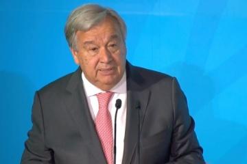 グテーレス国連事務総長の第2回クリミア人権状況報告書公開
