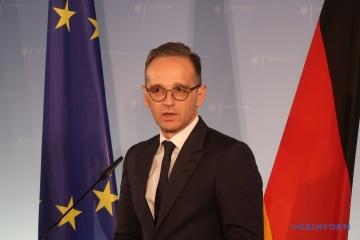 Ohne Sonderbeobachtungsmission der OSZE ist Umsetzung von Minsker Vereinbarungen unmöglich - Heiko Maas zur Außenministerkonferenz im Normandie-Format