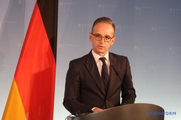 Maas: El coronavirus no reconoce fronteras, la crisis humanitaria en el Donbás debería prevenirse