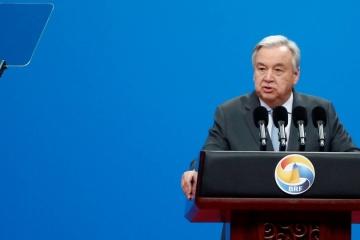 El Secretario General de la ONU insta al mundo a abandonar el carbón en aras de la protección del clima