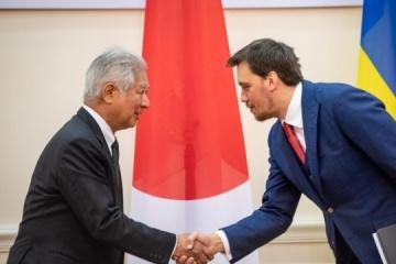 Honczaruk proponuje Japonii inwestowanie w strefie czarnobylskiej ZDJĘCIA