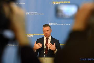 Szef Ukravtodoru podał się do dymisji