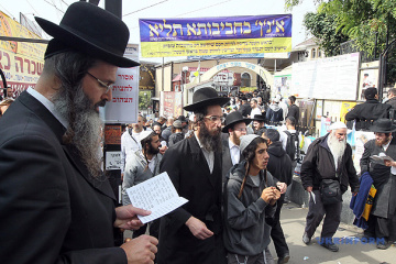 Up to 10,000 Hasidic pilgrims to celebrate Rosh Hashanah in Uman this year
