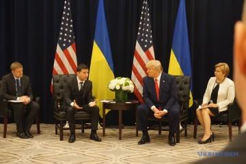 Zełenski - Trump: Tylko z USA i UE możemy zakończyć wojnę