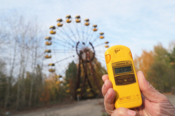 Almost 120,000 tourists visited Chornobyl this year