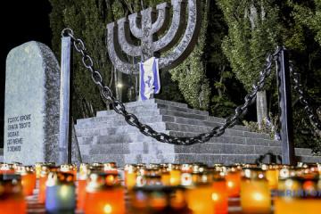 Aujourd'hui, c'est la Journée de commémoration des victimes de Babyn Yar