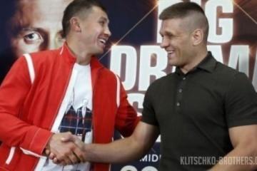 Derevyanchenko und Golovkin boxen in New York: zwei Titel auf dem Spiel