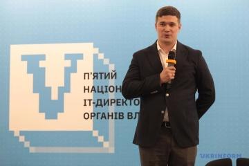 Fedorow przedstawił zasięg Internetu na Ukrainie