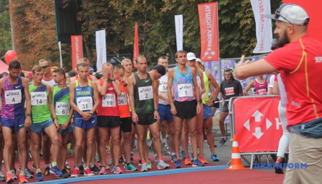 В Полтаве беговой полумарафон собрал около 6 тысяч участников