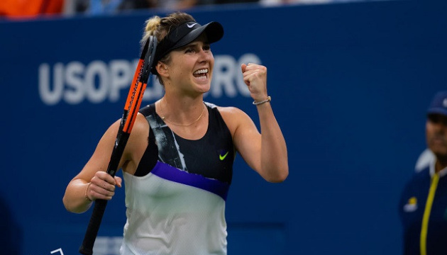 Світоліна: У поєдинку з Кіз я показала якісний теніс від початку і до кінця гри