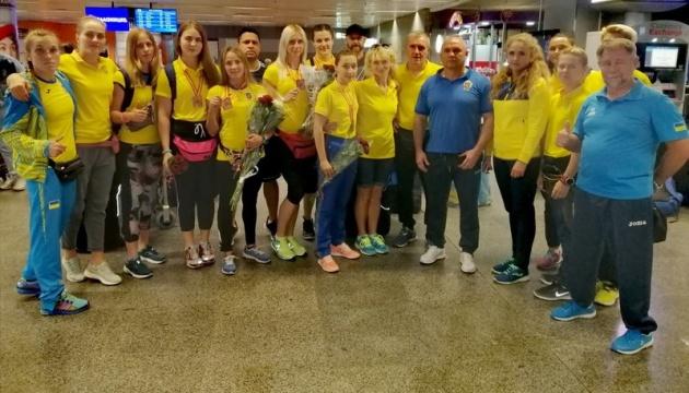Збірна України увійшла до топ-3 за кількістю нагород на ЧЄ-2019 з боксу серед жінок