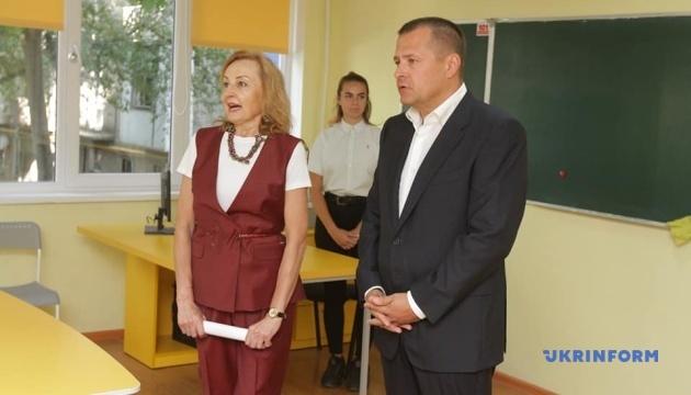 9/17: День знань у Дніпрі / Фото: Микола М'якшиков. Укрінформ