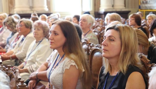 У Львові відкрилася міжнародна асамблея успішних українок діаспори