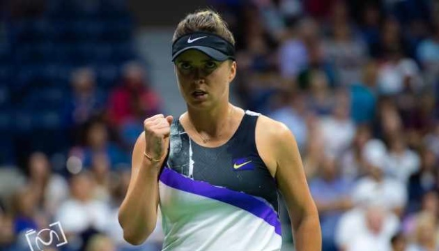 Букмекеры: шансы Свитолиной на выход в полуфинал US Open выше, чем у Конты
