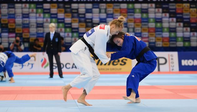 Дзюдоїстка Дар'я Білодід визнана кращою спортсменкою серпня в Україні