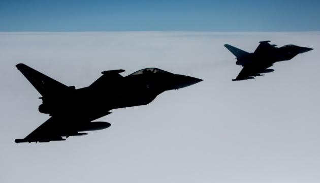Винищувачі НАТО в Балтії за тиждень супроводили 18 російських військових літаків