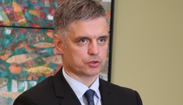 Kyiv, Moscow have no disagreements on 'Steinmeier formula' - Prystaiko