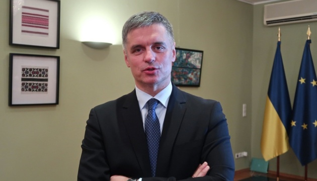 Foreign minister Prystaiko: We plan large-scale prisoner swap next week