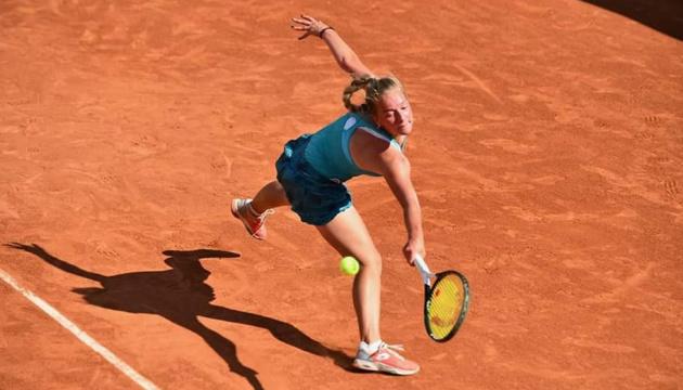 Украинская теннисистка Любовь Костенко снялась с юниорского US Open