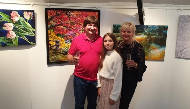 На виставці у Лондоні презентують роботи українських художників