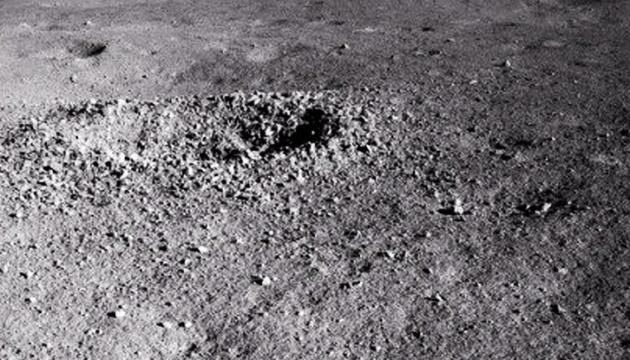 Китайський апарат виявив на Місяці незвичайну речовину