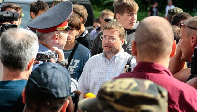 Российский активист получил убежище в Армении