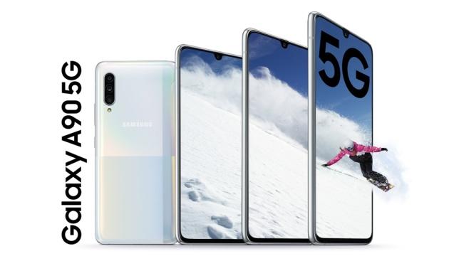Samsung выпускает бюджетный смартфон с поддержкой 5G