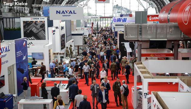 Україну на військовій виставці MSPO у Польщі представлять 13 компаній