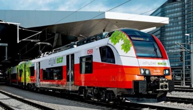 В Австрии испытали первый гибридный поезд