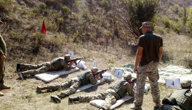 На півдні України стартували навчання бригади тероборони