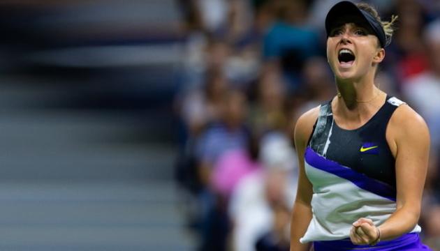 Свитолина обыграла британку Конту и впервые сыграет в полуфинале US Open