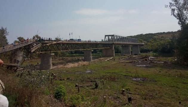 La partie ukrainienne a terminé le démantèlement des fortifications à Stanytsia Louhanska (photos)