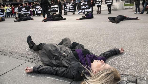У Франції через гендерне насильство цьогоріч загинули вже близько сотні жінок