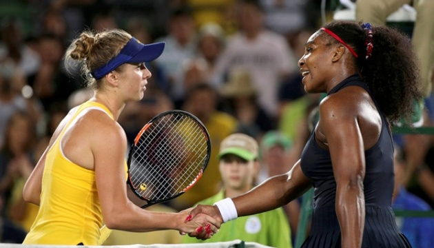 Свитолина в полуфинале US Open сыграет с Сереной Уильямс