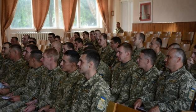 У Чернігові стартували курси перепідготовки військовослужбовців
