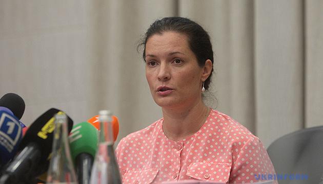 Скалецкая заявляет, что на посту главы Минздрава она не временно