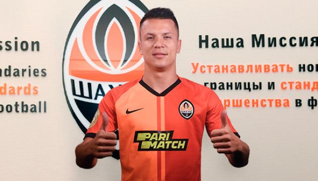 Konoplyanka's transfer cost Shakhtar EUR 1.5 mln - media