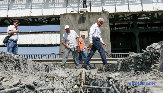 Міст на ДніпроГЕС після реконструкції може стати двоярусним