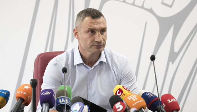 Klitschko asks Parliament to dissolve Kyiv City Council