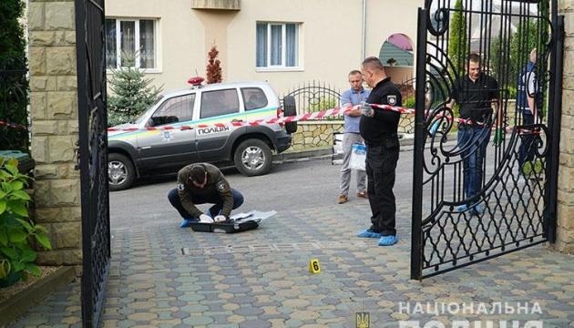 Вибух на подвір'ї ректора тернопільського вишу: поліція знайшла записку з погрозами